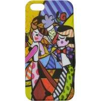 Capa Romero Britto Dancers para iPhone 5