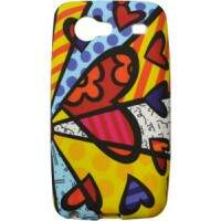 Capa Romero Britto A New Day para Samsung Galaxy S2 Lite