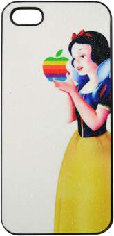 Capa para iPhone 5 Branca de Neve Apple