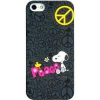 Capa para iPhone 5 Snoopy Peace
