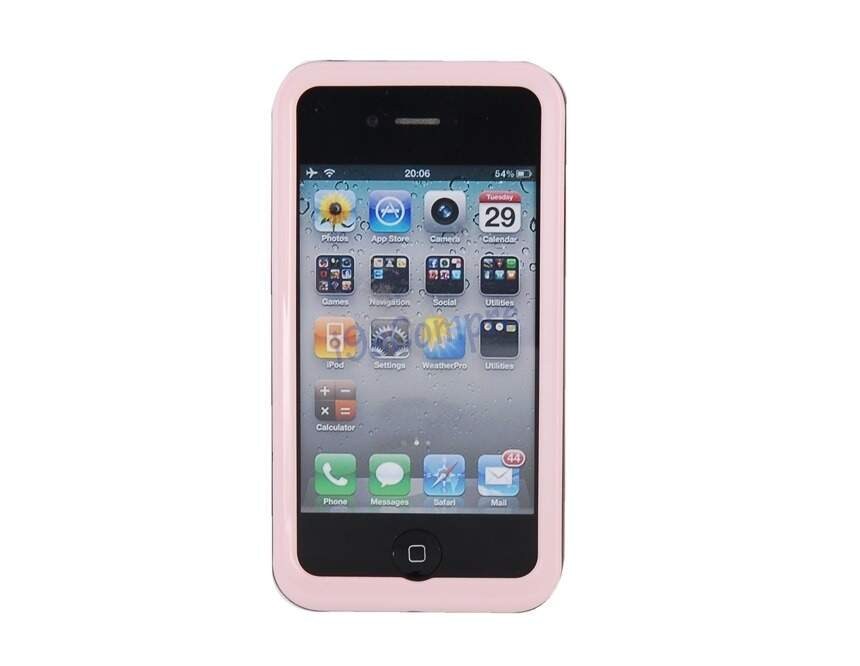 Capa Juicy Couture Rígida - Capinha para iPhone 4 e 4S