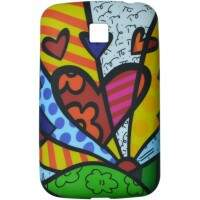 Capa para LG Optimus L3 II Dual Romero Britto A New Day