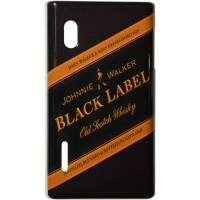 Capa para LG Optimus L5 Black Label