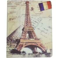 Capa para iPad 2/3/New iPad Paris Torre Eiffel
