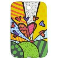 Capa para Samsung Galaxy Note 8.0 Romero Britto A New Day