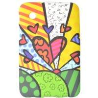 Capa para Samsung Galaxy Tab 2 7.0 Romero Britto A New Day