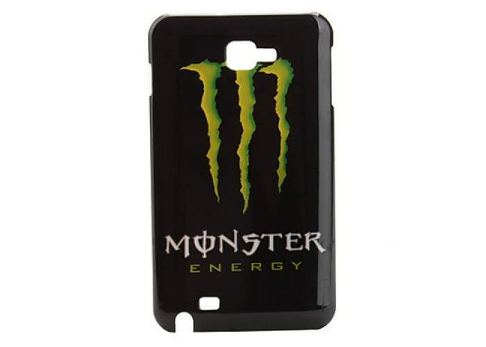 Capa Monster Rígida para Samsung Galaxy Note