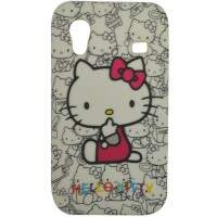 Capa para Samsung Galaxy Ace Hello Kitty