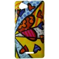 Capa para Sony Xperia L Romero Britto A New Day