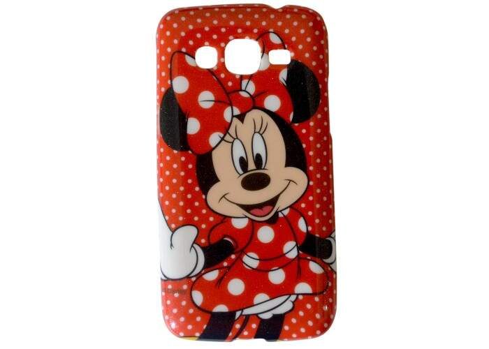 Capa para Samsung Galaxy Win Minnie Mouse