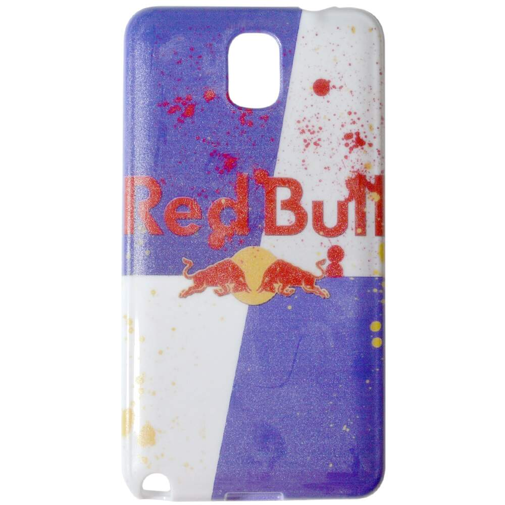 Capa para Samsung Galaxy Note 3 Red Bull