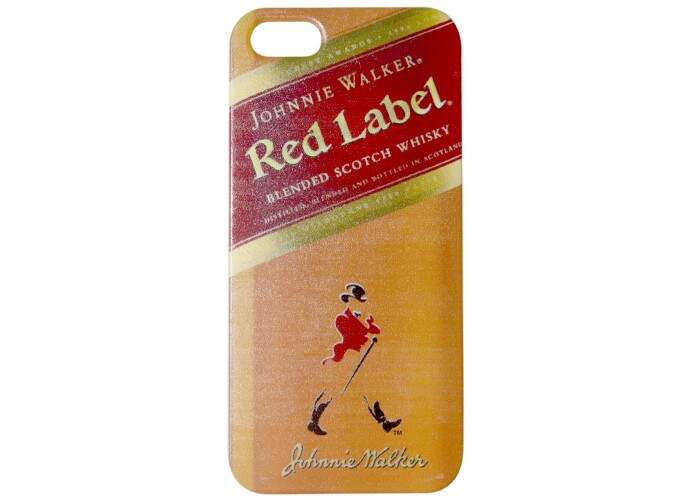 Capa para iPhone 5/5S Red Label