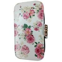 Capa Flip para Apple iPhone 5/5S Floral 2
