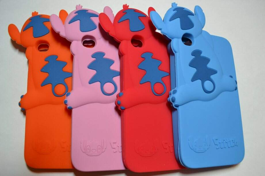 Capa Stitch Lateral Silicone - Capinha para iPod Touch