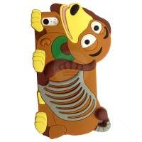 Capa para iPhone 5c Dog Toy Story 3D