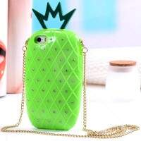 Capa para iPhone 5/5S Abacaxi Bag 3D