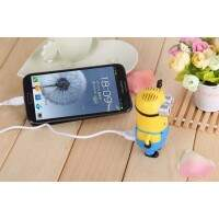Banco de Energia Power Bank 3200mAh Minion