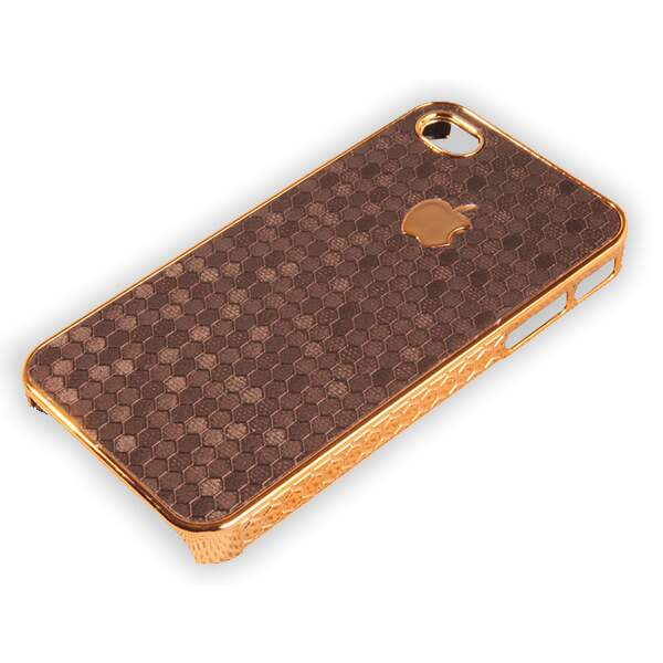 Capinha para iPhone 4/4S Apple Luxo