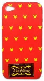 Capinha para iPhone 4/4S Like Disney Silicone