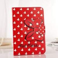 Capa para iPad Air Lacinho Mad Minnie