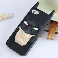 Capa de Silicone para iPhone 6 Batman 3D