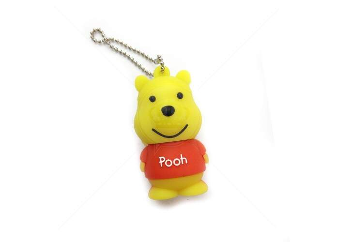 Pen Drive Divertido Pooh 4GB