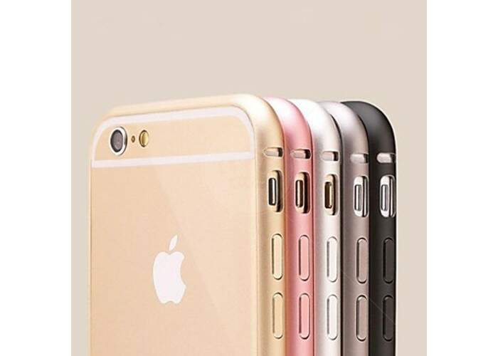 Bumper de Metal para iPhone 6 Plus