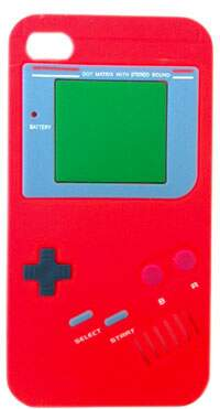 Capinha Gameboy para iPhone 4/4S