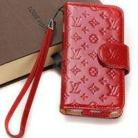 Capa Estilo Louis Vuitton Verniz para iPhone 6