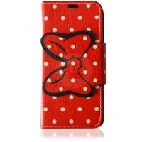 Capa Carteira Estilo Minnie 1 para iPhone 6