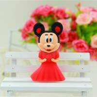 Pen Drive Divertido 4GB Minnie Noiva
