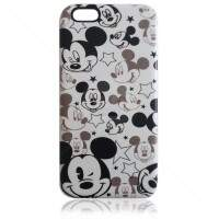 Capa Rígida Ultra-Resistente Mickey para iPhone 6 Plus