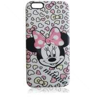 Capa Rígida Ultra-Resistente Minnie para iPhone 6 Plus
