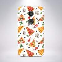 Capa Personalizada Pizzada para iPhone 5/5S/5c/6/6 Plus e Galaxy S5
