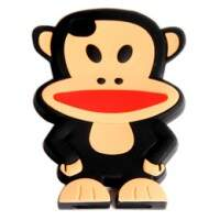 Capinha Paul Frank 3D para iPhone 4/4S