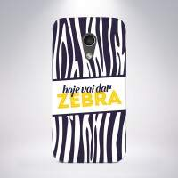 Capa Personalizada Zebra para iPhone 5/5S/5c/6/6 Plus e Galaxy S5