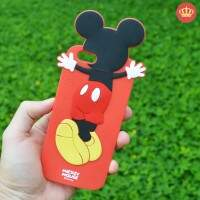 Capinha de Silicone para iPhone 5/5c/6/6S Personagem Escondido 2