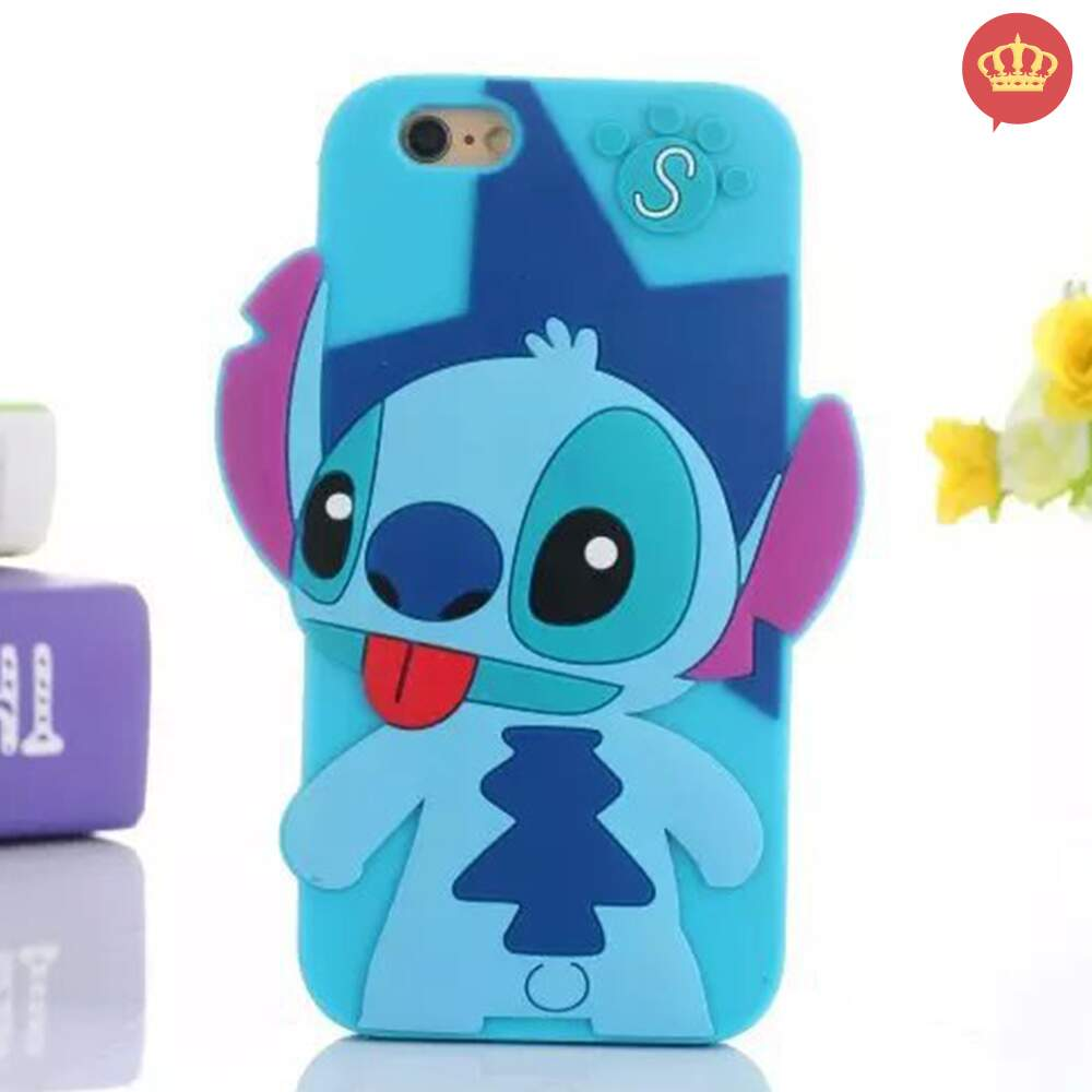 stitch phone case iphone 5s capinha de silicone tpu stitch 2 para iphone 5 5s 6 6s 7987