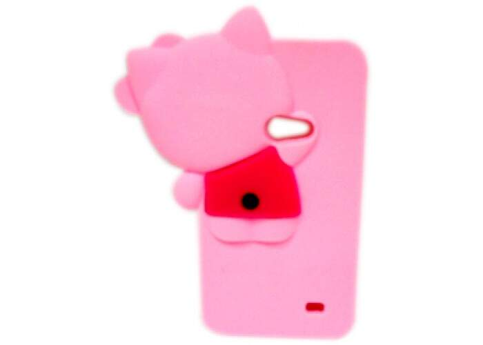 Capinha para Samsung Galaxy Beam Hello Kitty Lateral