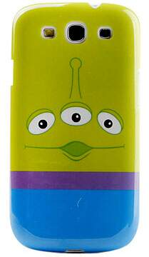 Capinha para Samsung Galaxy S3 Alien Toy Story