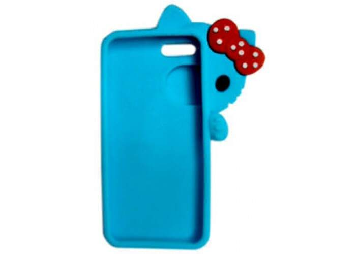 Case para iPhone 5 Hello Kitty Lateral