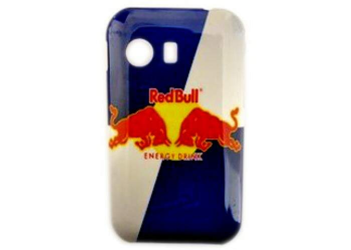 Case para Samsung Galaxy Y Red Bull Drink