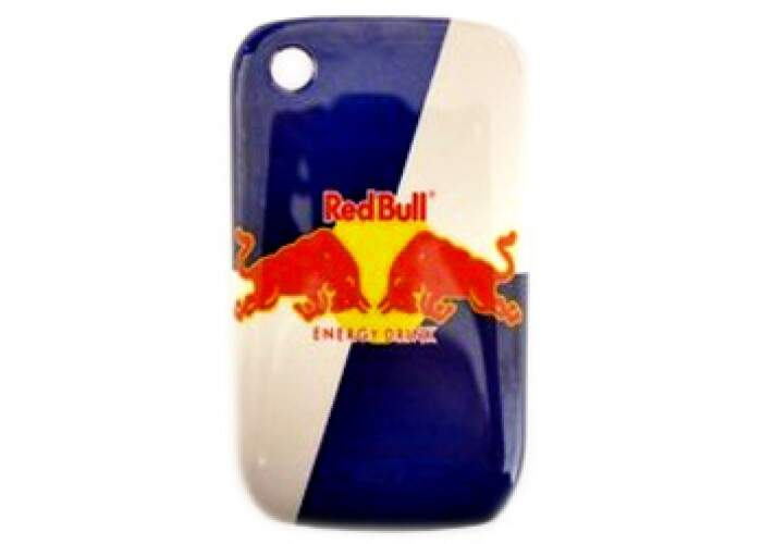 Case para Blackberry 8520 Red Bull Energy Drink