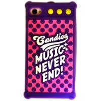 Case Candies Music Never End para iPhone 4/4S