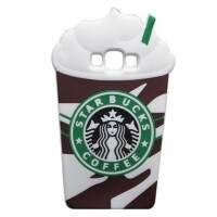 Capinha Galaxy J3/J3 2016 Coffee Shake 3D