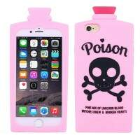 Capinha iPhone 6/6S Repelente Poison 3D