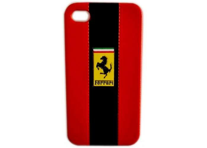 Case Ferrari para iPhone 4/4S