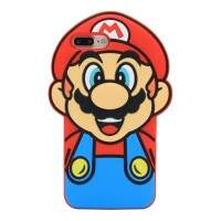 Capinha para Celular iPhone 7 Plus Mario 3D