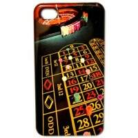 Capinha para iPhone 4/4S Cassino