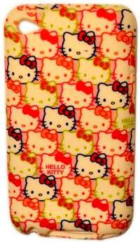 Capinha para iPod Touch Hello Kitty